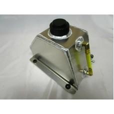 1-1/2 QT Aluminum Low Pro Fuel Tank