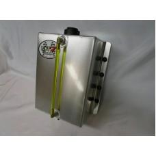 4 QT Aluminum Oil Tank