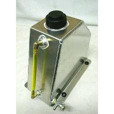 5 QT Aluminum Sprint Fuel Tank